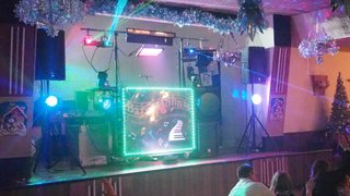 New Year 2015 at the Pro Club